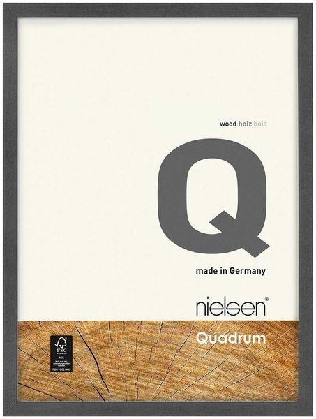 Nielsen Quadrum 40X50 cm Grey Picture Frame