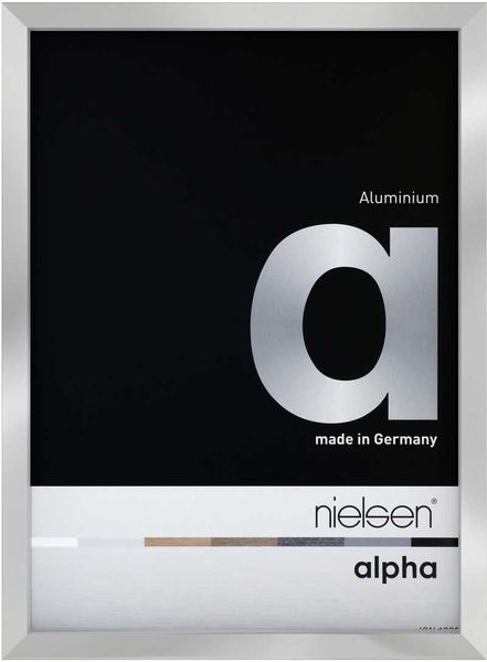 Nielsen Alpha 10X15 cm Silver Picture Frame