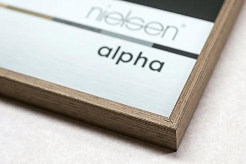 Nielsen Alpha A4 Wenge Picture Frame