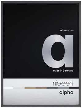 Nielsen Alpha A4 Black Oak Picture Frame – image 1