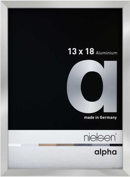 Nielsen Alpha 13X18 cm Silver Picture Frame