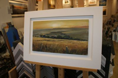 'Bevendean Sunset' by Tony Parsons – image 2