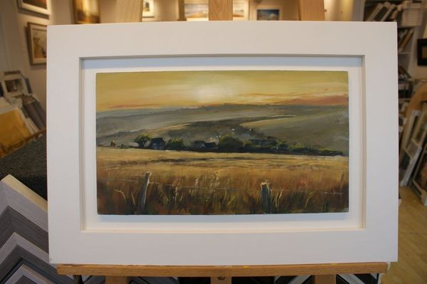 'Bevendean Sunset' by Tony Parsons – image 1