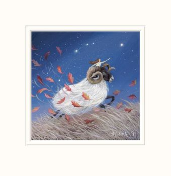 Aries - Limited Edition print by Jenni Murphy – image 1