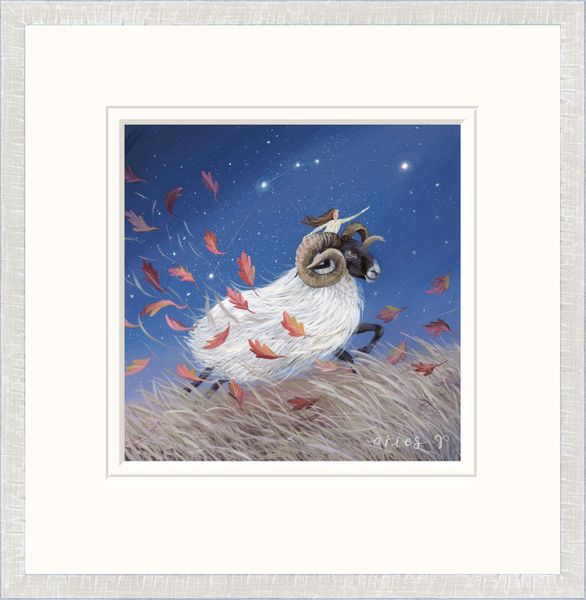 Aries - Limited Edition print by Jenni Murphy – image 2