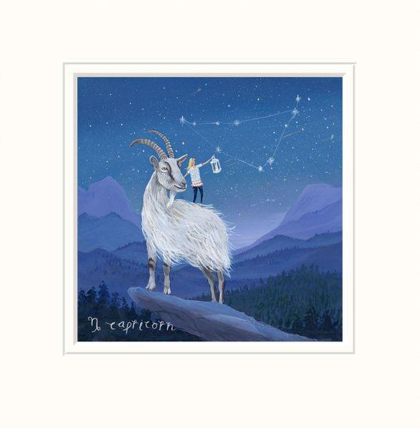 Capricorn - Limited Edition print by Jenni Murphy – image 1