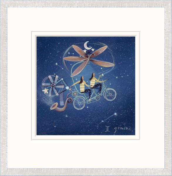 Gemini - Limited Edition print by Jenni Murphy