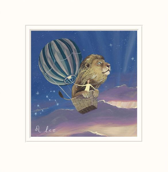 Leo - Limited Edition print by Jenni Murphy