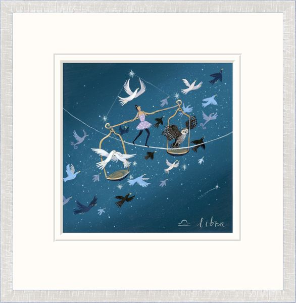 Libra - Limited Edition print by Jenni Murphy