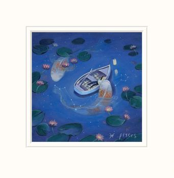 Pisces - Limited Edition print by Jenni Murphy – image 1
