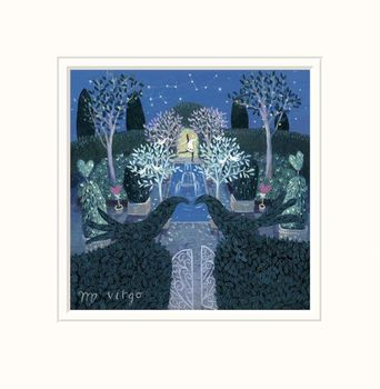 Virgo - Limited Edition print by Jenni Murphy – image 1