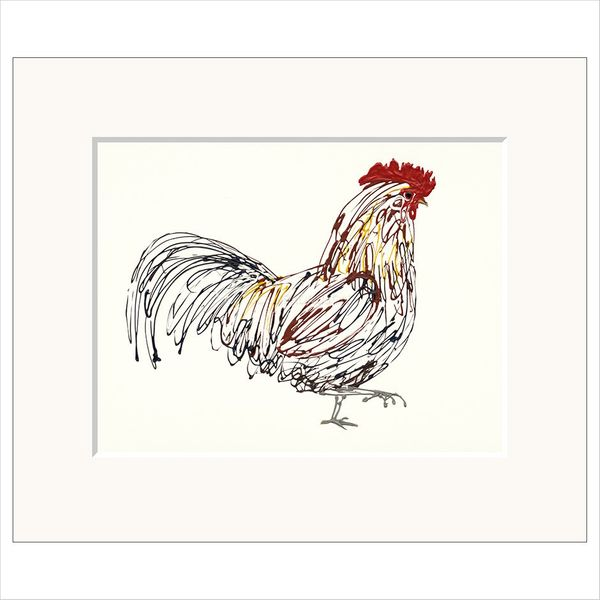 Hughie  - Limited Edition Print by Becky Mair – image 1