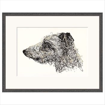 Lionel  - Limited Edition Print by Becky Mair – image 2