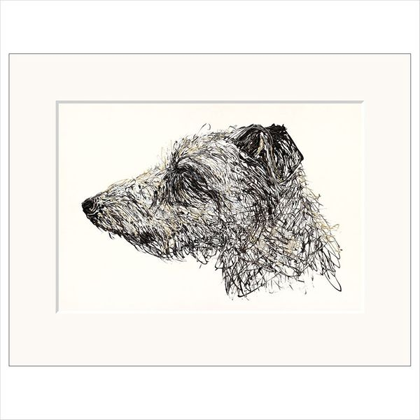 Lionel  - Limited Edition Print by Becky Mair – image 1