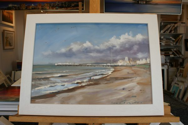 ' Seafront  ' by Tony Parsons – image 1