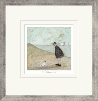 A Stubborn Sit - Limited Edition Print by Sam Toft – image 2