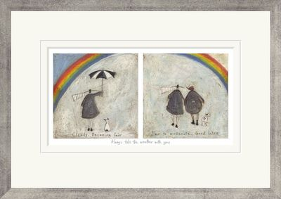 Always Take the Weather with You - Limited Edition Print by Sam Toft – image 2