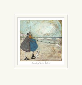 Counting White Horses - Limited Edition Print by Sam Toft – image 1