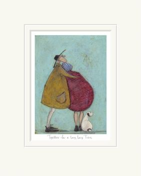 Together for a Long Long Time - Limited Edition Print by Sam Toft