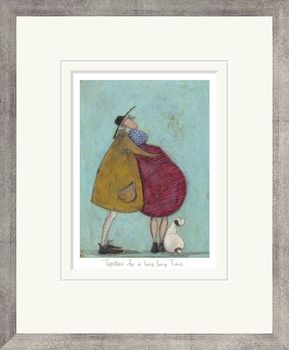 Together for a Long Long Time - Limited Edition Print by Sam Toft – image 2