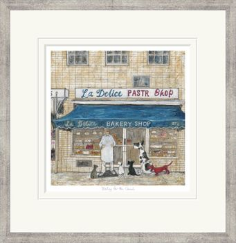 Waiting for the Cannoli - Limited Edition Print by Sam Toft – image 2