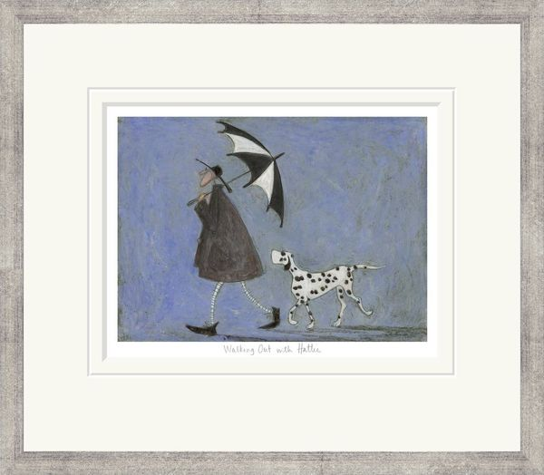 Walking out with Hattie - Limited Edition Print by Sam Toft – image 2
