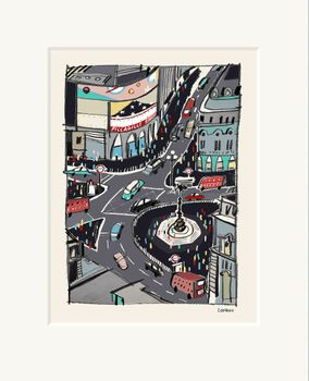 London - Limited Edition print by Anna Hymas – image 2