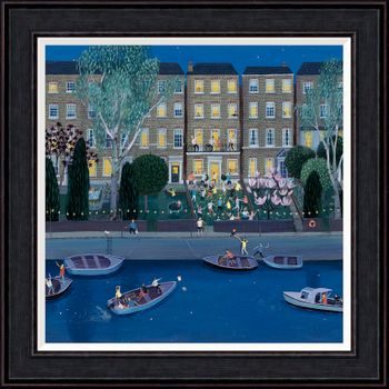 Party in the Terrace - Limited Edition print by Jenni Murphy – image 2
