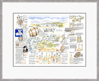 Whisky - Limited Edition Print by Tim Bulmer – image 2