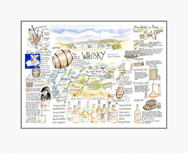 Whisky - Limited Edition Print by Tim Bulmer – image 1