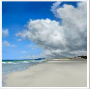 High April Cloud  - Limited Edition Print by Nicola Wakeling – image 1