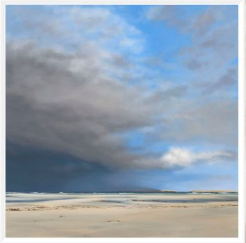Rain Passing Through- Limited Edition Print by Nicola Wakeling – image 1