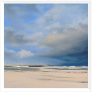 Sun and Beach Study- Limited Edition Print by Nicola Wakeling – image 1
