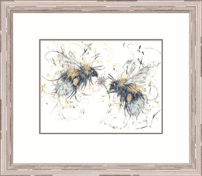 Just Beecause - Limited Edition Print by Aaminah Snowdon – image 2