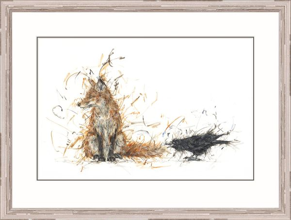 Just for laughs - Limited Edition Print by Aaminah Snowdon – image 2