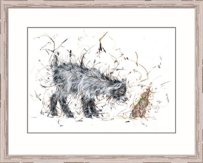Nosy Parker - Limited Edition Print by Aaminah Snowdon – image 2