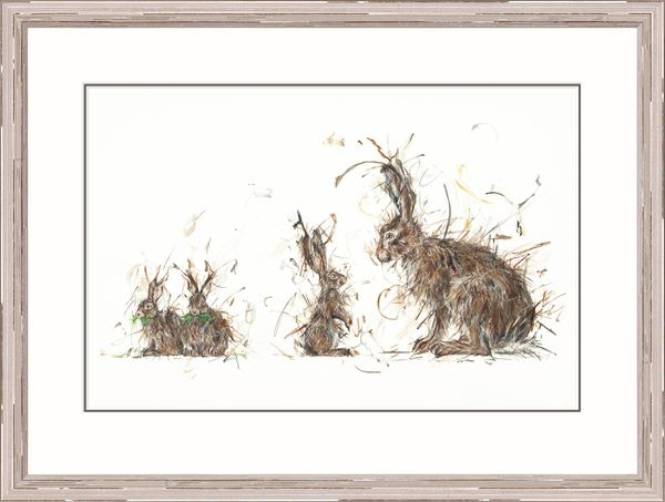 You'll grow into them !- Limited Edition Print by Aaminah Snowdon – image 2