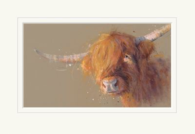 Big Softy - Limited Edition Print by Nicky Lichtfield – image 1