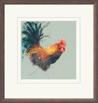 Chicken Run - Limited Edition Print by Nicky Lichtfield – image 2