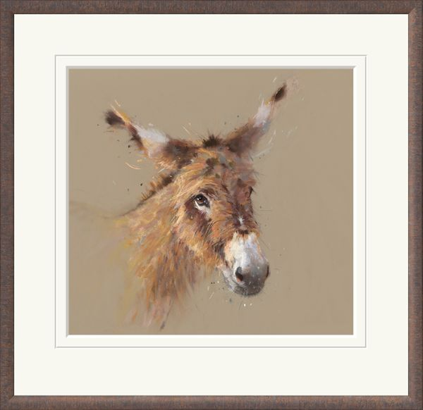 Gentle Jack  - Limited Edition Print by Nicky Lichtfield