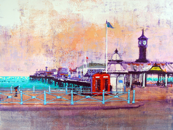 BRIGHTON PHONE BOXES by Colin Ruffell – image 1