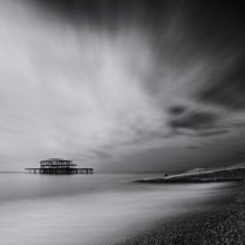 WestPierB&WSquareSea633b - Fineart Photography by David Freeman 001