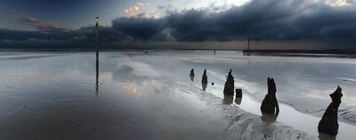 ShorehamSandsSea510 - Fineart Photography by David Freeman
