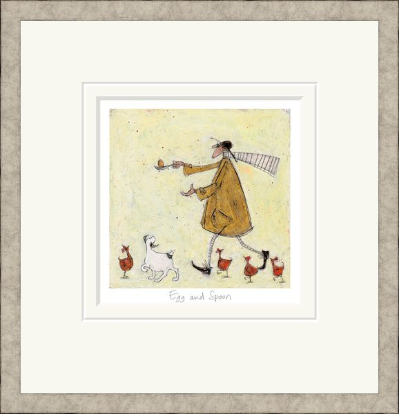 Egg and Spoon - Limited Edition Print by Sam Toft – image 2