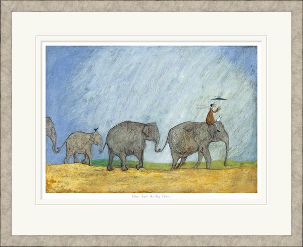 Never Forget the Way Home - Limited Edition Print by Sam Toft – image 2