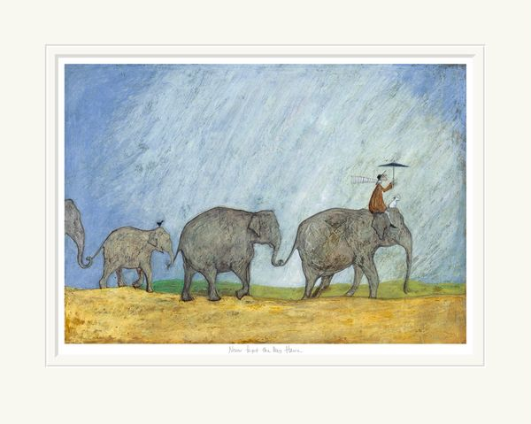 Never Forget the Way Home - Limited Edition Print by Sam Toft – image 1