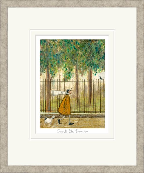 Smells Like Summer - Limited Edition Print by Sam Toft – image 2