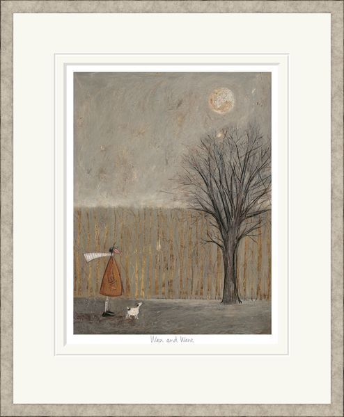 Wax and Wane - Limited Edition Print by Sam Toft – image 2