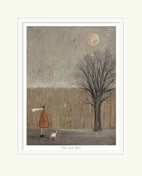 Wax and Wane - Limited Edition Print by Sam Toft – image 1