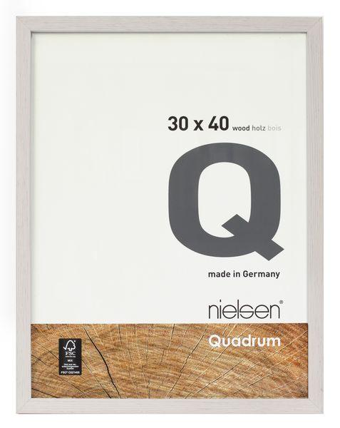 Nielsen Quadrum 30x40 Veneer Cement Wood Picture Frame